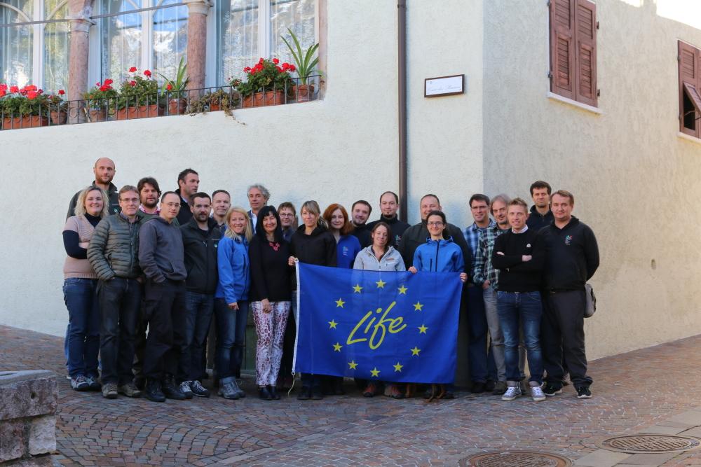 Comunicato Stampa Relativo al Meeting Internazionale LIFE DINALP BEAR in Trentino