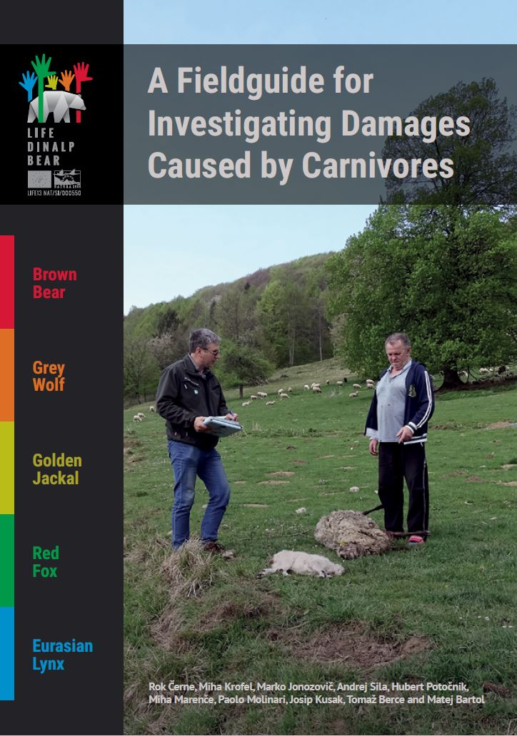 A Fieldguide for Investigating Damages Caused by Carnivores