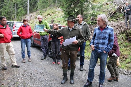 Herausforderung Herdenschutz auf Kärntens Almen