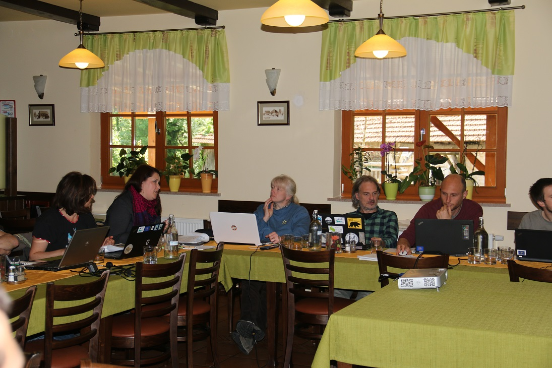 LIFE DINALP BEAR organises another meeting for production of Brown bear Common Management Guidelines