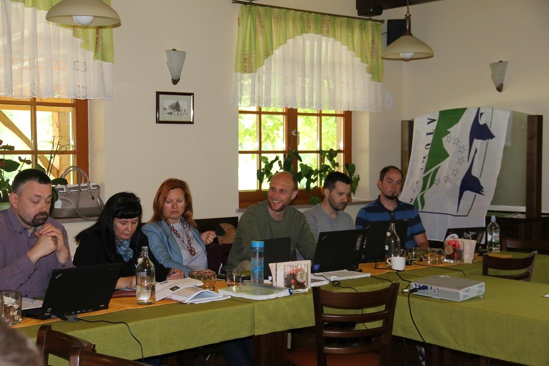 Das 6. Treffen des Lenkungsausschusses des LIFE DINALP BEAR Projekts