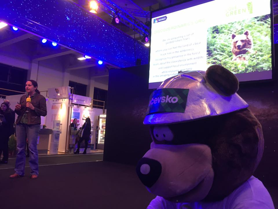 Responsible bear practices presented at ITB Berlin
