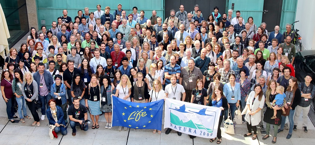 26. internationale Bärenkonferenz zu Gast bei LIFE DINALP BEAR in Ljubljana