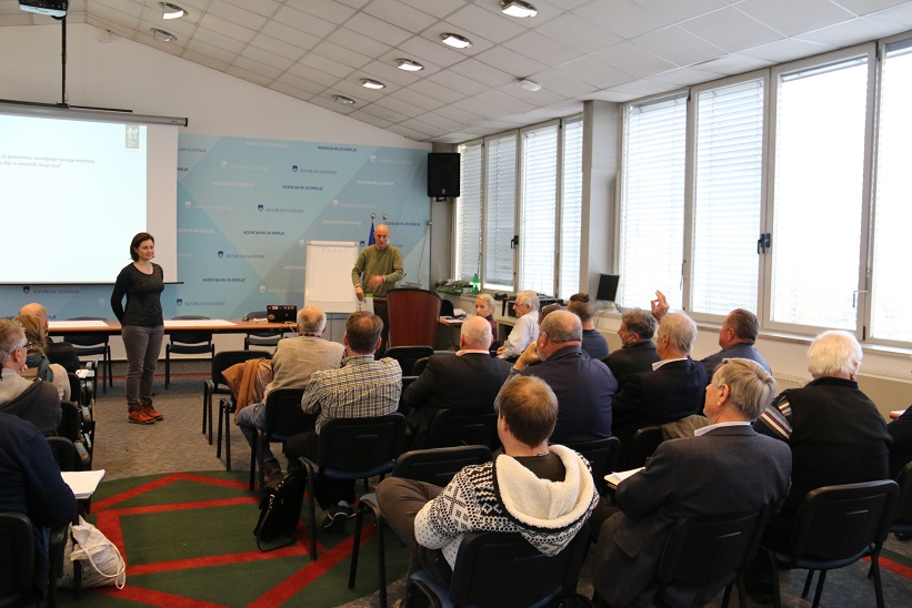 Stakeholders for Slovenian brown bear management strategy met again