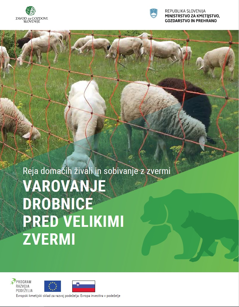 A handbook on protecting sheep against large carnivore attacks has been published