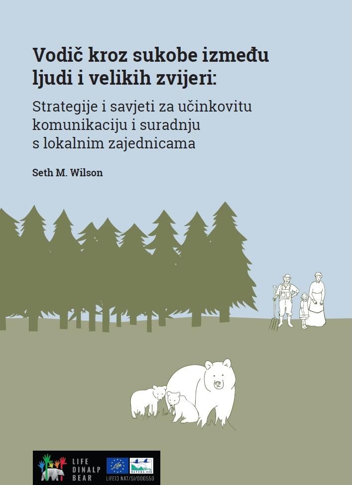 Priručnik za razumijevanje sukoba između čovjeka i velikih zvijeri