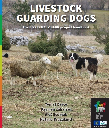 Are you interested in protecting your herd with the livestock guarding dogs? You can find all the necessary information in the newly issued handbook
